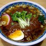 ニュー川竹食堂 - 料理写真:カレーらぁーめん
