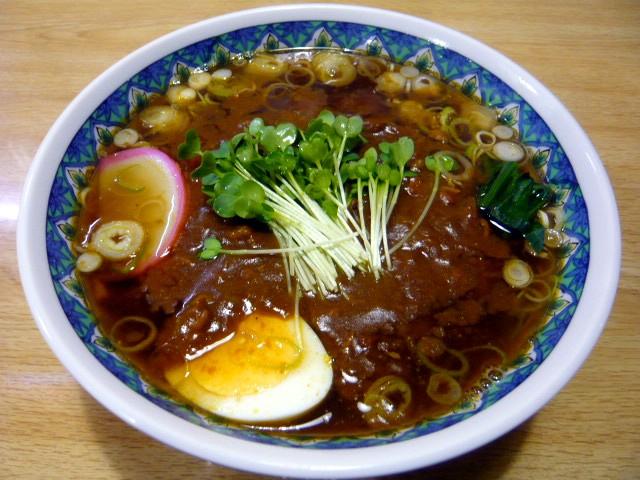 ニュー川竹食堂