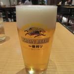 Manna - 生ビール