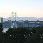 67210505 - R-ブリッジと東京タワー