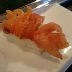 西横寿司 - 赤貝