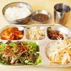 冷麺館 - 料理写真:ハラミ定食