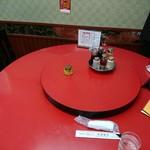 長崎飯店 - 円卓