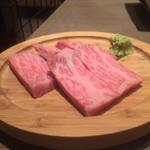 焼肉HAMAKIN - 霜降りカルビ