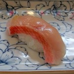 登喜寿司 - 金目鯛