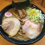 中華蕎麦 とみ田 - 「中華そば(並)」800円