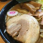 中華蕎麦 とみ田 - 煮豚