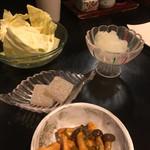 鶏・炭焼料理 やまぢ -