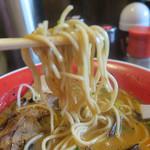 黒亭 - 麺です