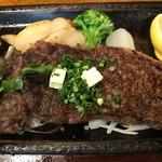 えんや - 料理写真:とちぎ和牛サーロインステーキ230g 4950円