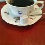 ラウンジ ボヌール - ホットコーヒー