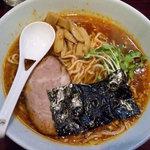 麺 eiji - '11.2.8 カライラーメン