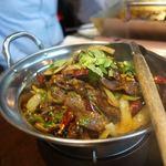 四川料理 品品香 - 砂肝