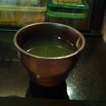 寿司処 大勇 - お茶