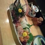 寿司処 大勇 - 刺し盛り