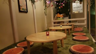 cafe&dinning hidama - 店内