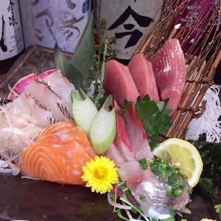 美味しいお料理とお酒で笑顔になれる居酒屋【田】