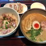 麺's たぐち - 結構量有りましたσ(^_^;)