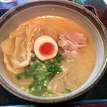 麺's たぐち - 鶏骨ラーメン780円