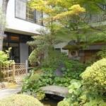 67224151 - 半月庵の庭園