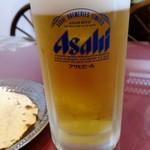 シャングリラ モティ - ドリンク写真:生ビール