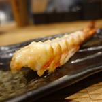 鉄板神社 - ☆大きな海老は美味しいです☆