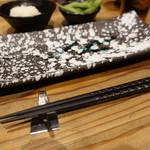 鉄板神社 - ☆テーブルセット!(^^)!☆