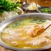 鹿児島県霧島市 塚田農場 - 料理写真:生つくね鍋