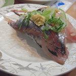 海鮮寿司 おのざき - 鯵