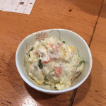 得一 - ポテトサラダ 150円