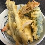 天ぷら まつりや - 天麩羅くん達