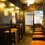 日本酒バル いぶき - 内観写真: