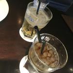 Cafe 1923 - コーラとジンジャーエール