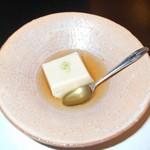 あじろ - ごま豆腐