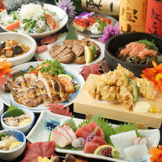 宴会に!選べる鍋付きコース3500円~!!