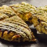 お好み焼き 道とん堀 - お好み焼きから鉄板焼きまでメニューが豊富です。デザートもオススメです。