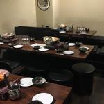 個室和食×肉バル KURA  蔵 - 店内