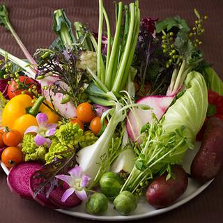 厳選された信州野菜