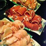 鳳家 - お肉(鶏・豚・ラム)