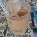 ジンナー - チャイのアイス。別料金ですw