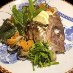 本日の鮮魚【カマ焼き・煮付け】