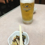 十々亭 - ビール