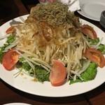 個室和食×肉バル KURA  蔵 - 大根サラダ