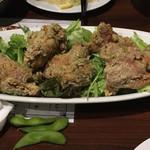 個室和食×肉バル KURA  蔵 - 鶏の唐揚げ