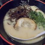 67245110 - とんこつ+テリヤキ丼(1,080円)