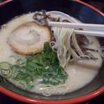 67245147 - とんこつ+テリヤキ丼(1,080円)