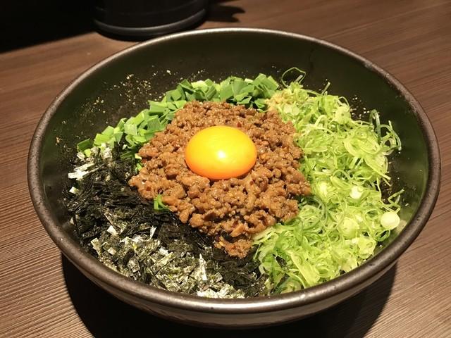 麺屋 つばき>