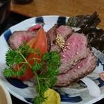 とんかつ亭 天乃家 - 近江牛ロースト!