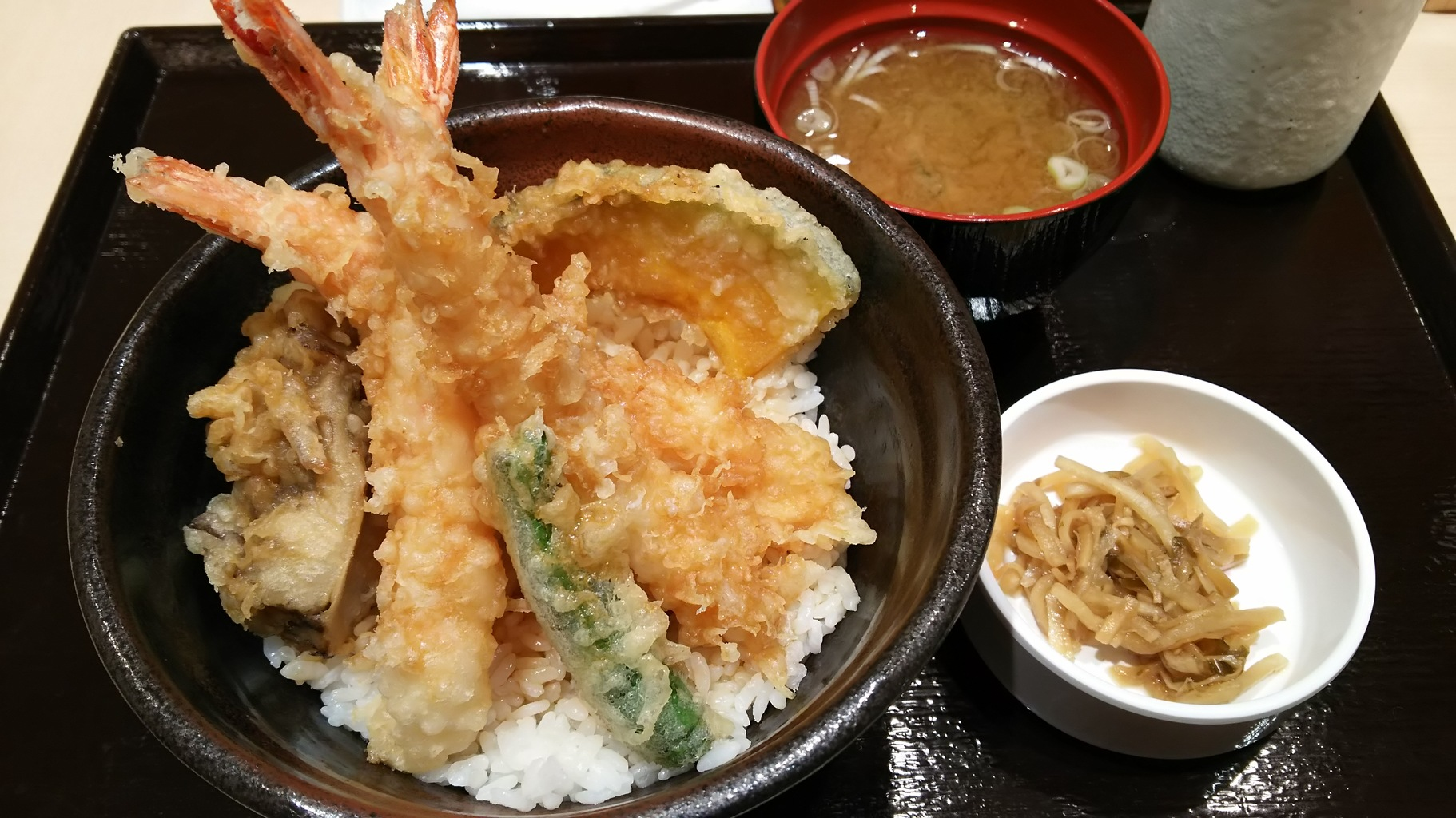 り 天ぷら から