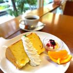 CAFE SCROOGE - 料理写真: